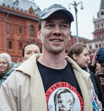 Russian-Activist-Lidar-Dadin-Freed-From-Jail-NEW