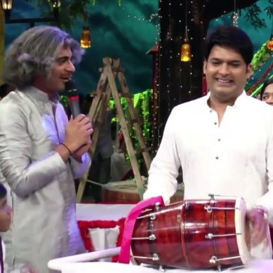 Kapil Sharma Hit Sunil Grover With A Shoe