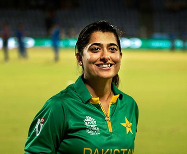Sana Mir becomes the most successful women ODI spinner