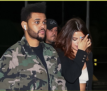 Selena Gomez And The Weeknd's Romantic Night Date