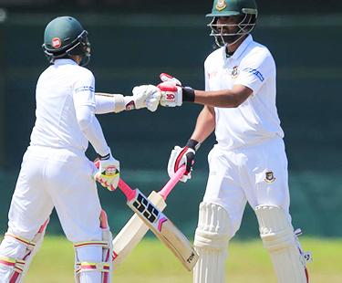 Highlights: Sri Lanka Vs Bangladesh 1st Test Day 5