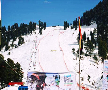 Skiing Festival In Swat