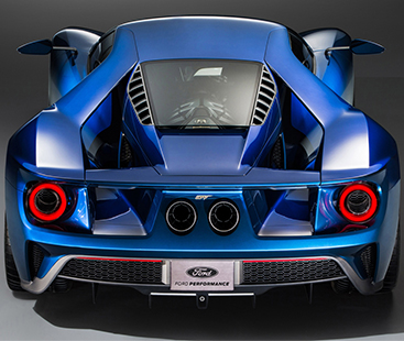 The New Ford GT Transforms With 5 Different Drive Modes