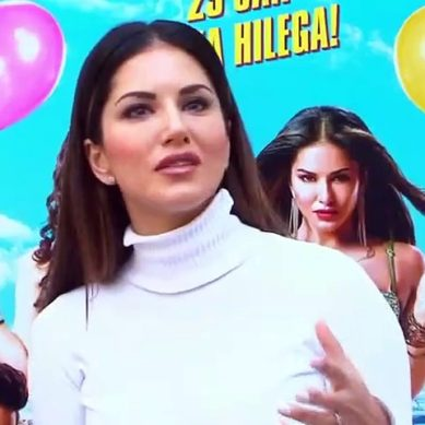 Sunny Leone Did Not Slap A Journalist