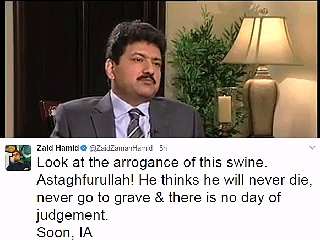 Zaid Hamid Grills Asif Ali Zardari