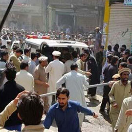 22 Killed In Explosion Outside Imambargah In Parachinar Market