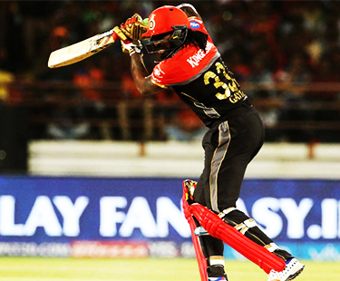 'Universe Boss' Gayle Reaches 10,000-Runs Landmark In T20's