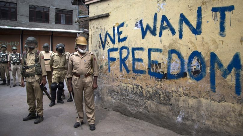 India Bans Social Media in Occupied Kashmir