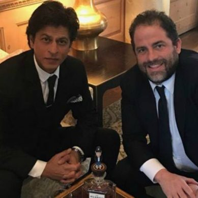 Shah Rukh Khan Might Be In The Next Rush Hour