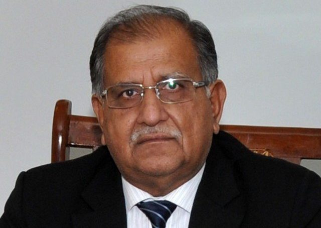 Federal Minister Riaz Pirzada Resigns Over Corruption
