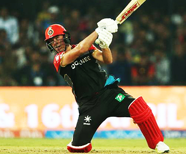 AB de Villiers 89 Runs Against Kings XI Punjab