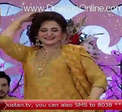 Asma Abbas's Dance In A Morning Show