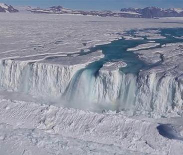 Hundreds Of Secret Waterfalls Revealed