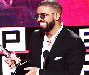 Drake Breaks Adele's Record And Wins Top Artist At Billboard Music Awards 2017