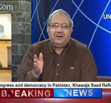 Chaudhry Ghulam Hussain Speaks Abusive Language