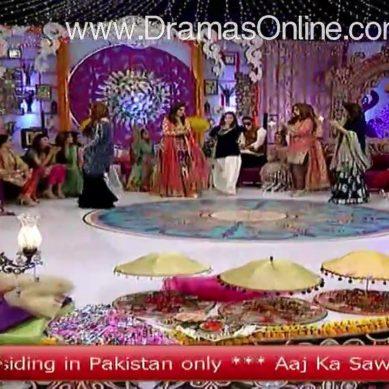 Sanam Chaudhry's Dance On Afghan Jalebi