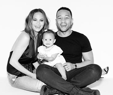 Chrissy Teigen And John Legend Celebrated Daughter Luna's 1st Birthday