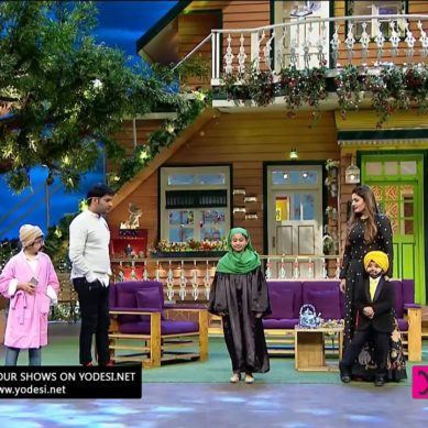 The Kapil Sharma Show: Little Girl In Hijab Makes Everyone Cry