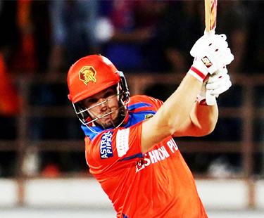 IPL: Gujarat Lions Beat Kolkata Knight Riders