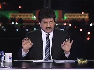 Hamid Mir's Answer To India Over Hue And Cry