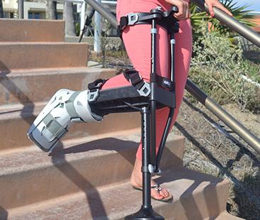 Handsfree Crutch