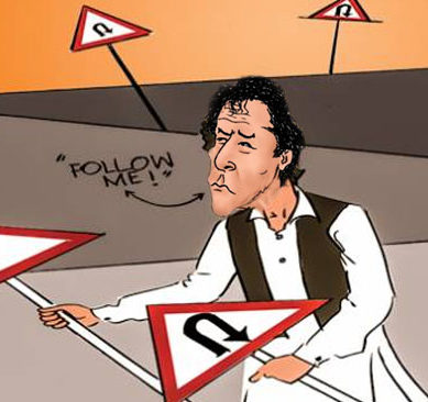 Is Imran Khan Heading Towards Another U-Turn