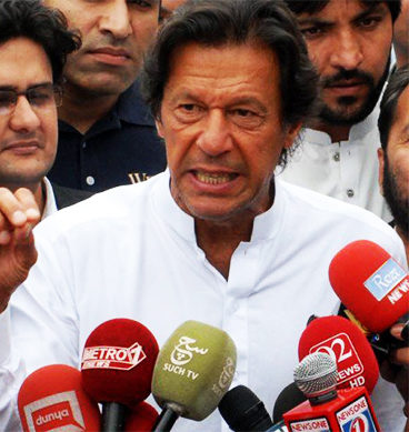 Scuffle In National Assembly: Imran Khan Not Allowed To Speak