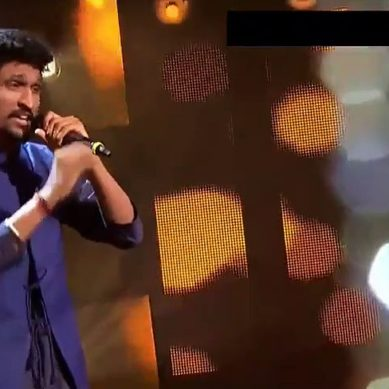 Indian Idol Season 9: Brilliant Performance By Muslim Contestant Khuda Baksh