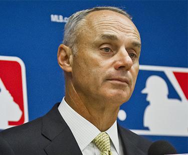 MLB Commissioner Talks The State Of Baseball