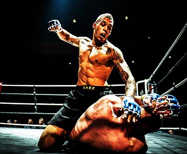 The Man Who Built An MMA Empire