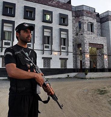 Mardan University Reopens Under Tight Security