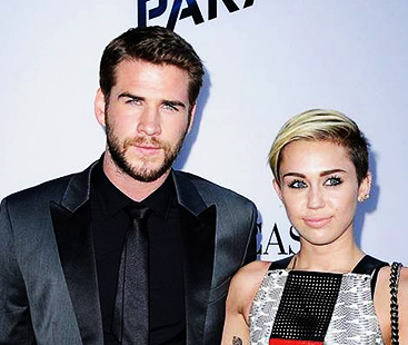 Miley Cyrus And Liam Hemsworth's Sweet Date Night