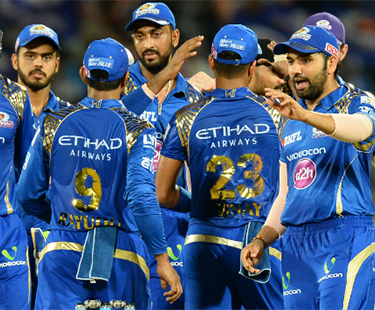 After A Thrilling Match Against SuperGiants, Mumbai Indians Lift The Vivo IPL Cup 2017