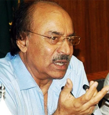 Sindh's Water Being Stolen By Rulers From Lahore, Says Nisar Khuhro