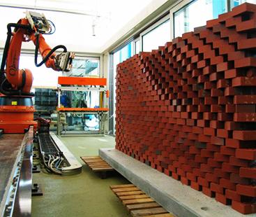 Robotic Bricklayer