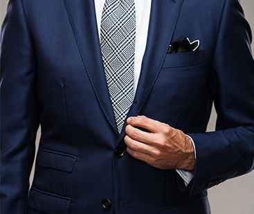 The Reason You're Not Supposed To Use The Bottom Button On Suits And Waistcoats