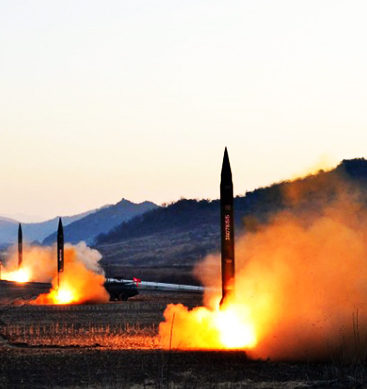 Watch How The US Would Shoot Down An Incoming ICBM In Its Tracks