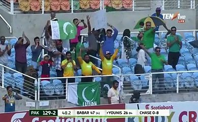 'Go Nawaz Go' In West Indies