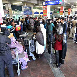 DG FIA Takes Notice Of 'Assault' On Female Passengers At Islamabad Airport