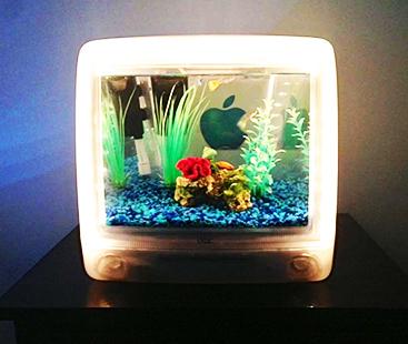 iMac Aquarium