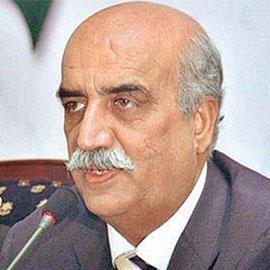 NAB arrests PPP leader Khursheed Shah