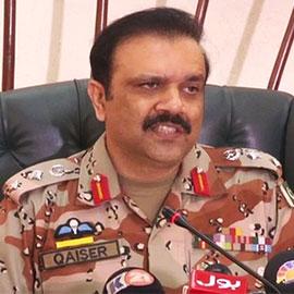Rangers Arrest Five Suspected Terrorists In Karachi Raid