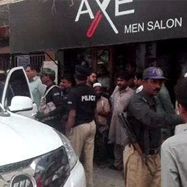 3 Bodies Recovered From Karachi Salon