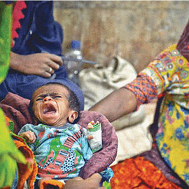 Thar Officials Stop Sharing Data Of Children's Deaths With Media