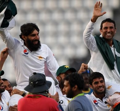 Pakistan Bids Farewell to Cricketing Giants Misbah and Younis