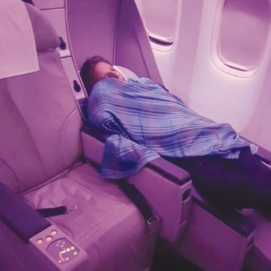 PIA Pilot Grabs Some Shut-Eye Leaving Aircraft In Hands Of Trainee