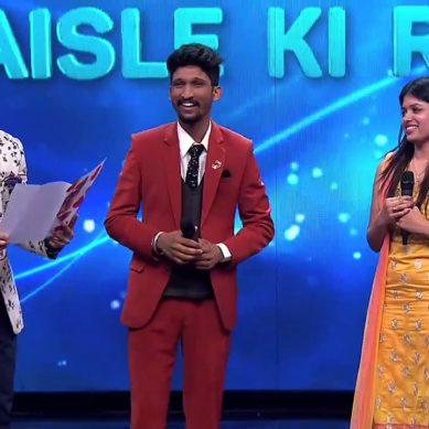 Indian Idol Girl Proposed To Khuda Bakhsh