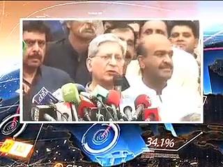 Aitzaz Ahsan Challenges Chaudhry Nisar