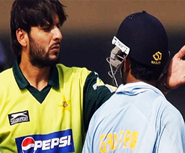 Gambhir Has Not Moved On, Says Afridi