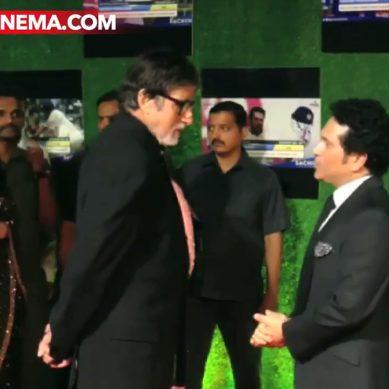 Abhishek Gets UPSET When Aishwarya Rai Hugs Sachin Tendulkar